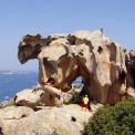 Capo d'Orso - Bear rock